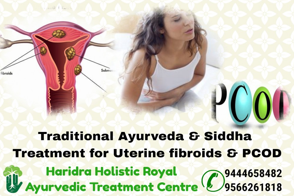 fibroid, pcod treatment