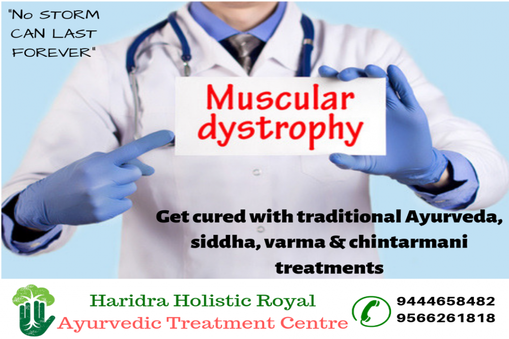 ayurvedic muscular dystrophy treatment